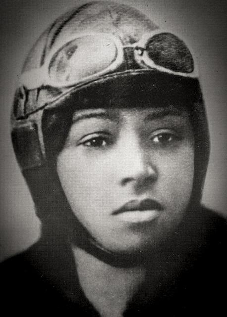 Bessie Coleman (1893-1926)
