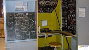 C-97 Flight Engineer Training Station