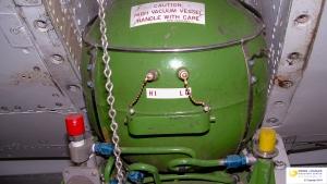 F-4B Liquid Oxygen Converter