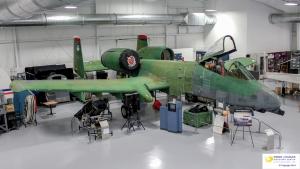 Fairchild-Republic A-10A (Thunderbolt II)