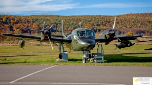 Grumman OV-1C (Mohawk)