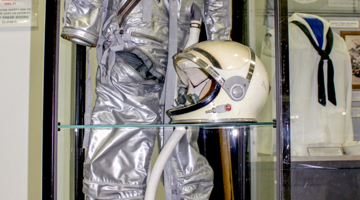 High Altitude Pressure Suit