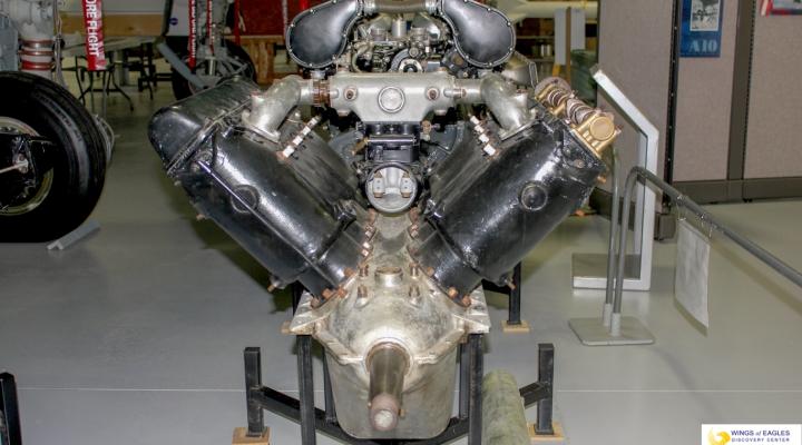 Hispano-Suiza V-8, Model A
