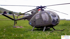 Hughes OH-6A (Cayuse)