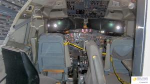 Link / Boeing 727-200 Full Cockpit Airline Flight Simulator