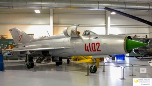 Mikoyan MiG-21 (Fishbed)