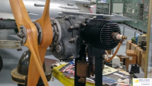 Righter 2-GS-17 Target Drone Engine