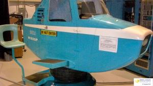 Singer-Link General Aviation Flight Simulator