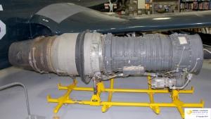 Westinghouse J34-WE-36A